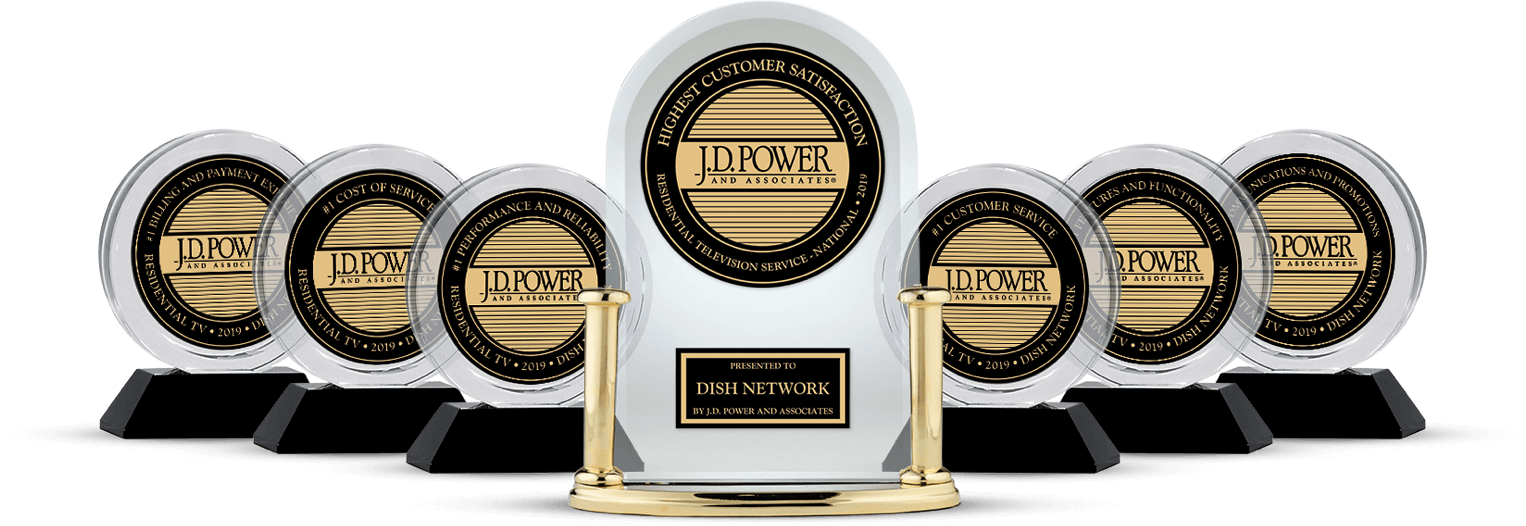 DISH Customer Satisfaction - Ranked #1 by JD Power - IDITV in Aguadilla, Puerto Rico - DISH Authorized Retailer